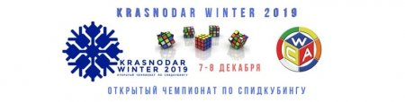 Иллюстрация - Krasnodar Winter 2019